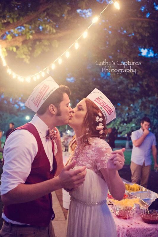 ~Sticky Donut Kiss~