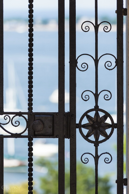 Gate to the Marina