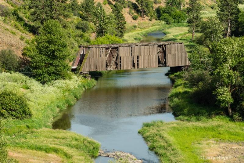 Manning-Rye Covered Bridge