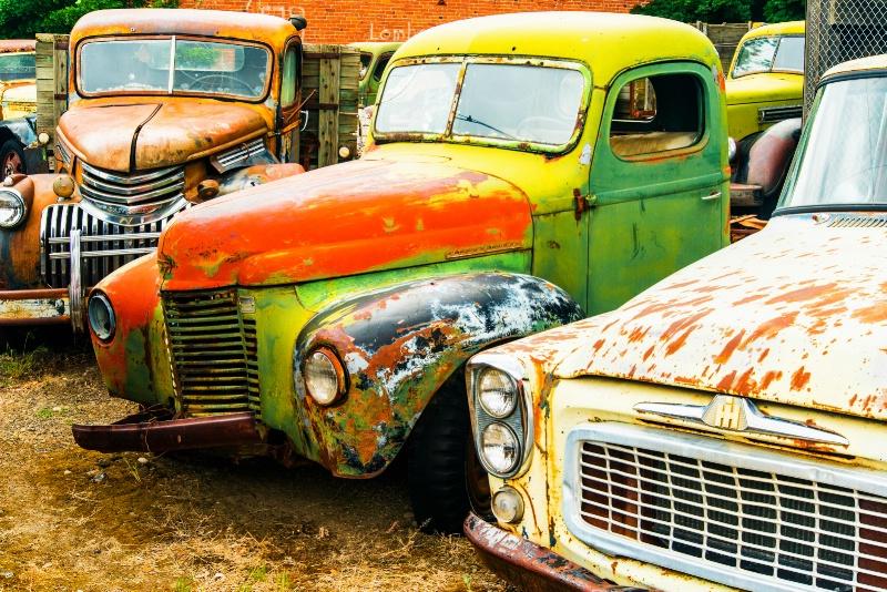 Truck Triplets