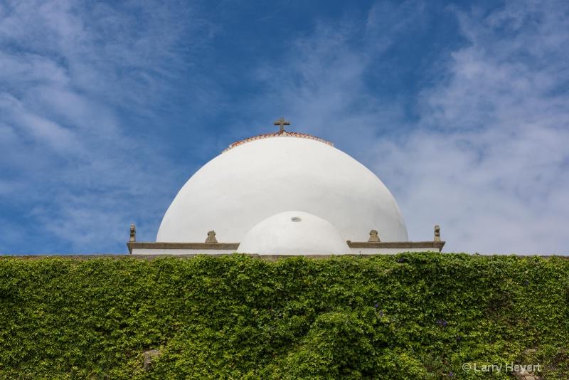 Church in Vila do Conde, Portugal