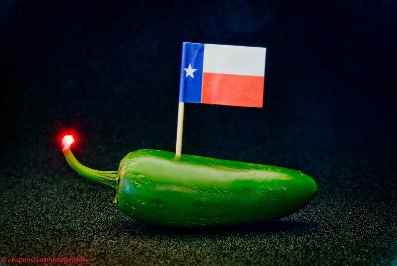 Texas Hot!