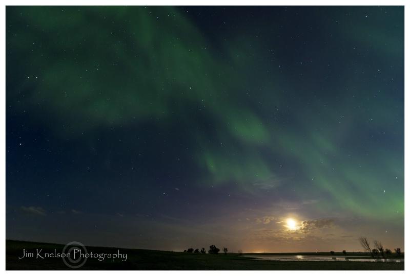 Aurora Southern Alberta June 22 2015