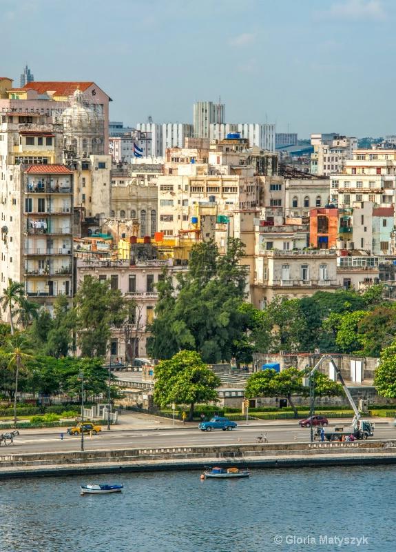 View of Havana from the fort - Havana, Cuba