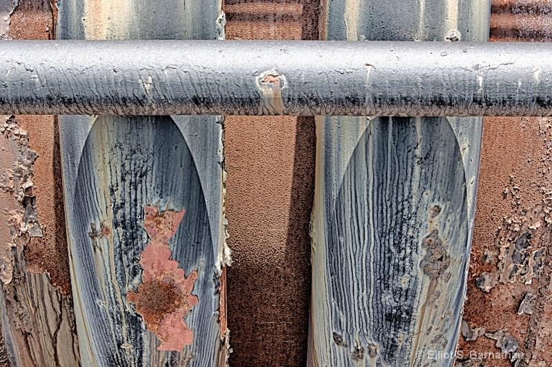 Steel Stacks Up Close 14