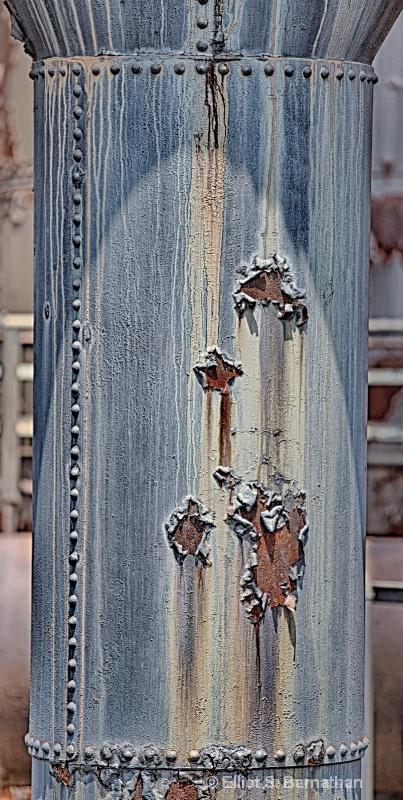 Steel Stacks Up Close 11