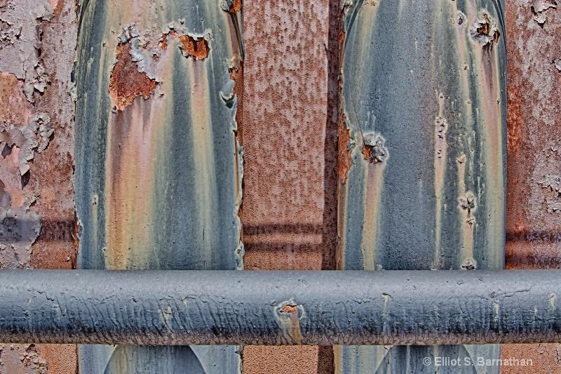 Steel Stacks Up Close 18