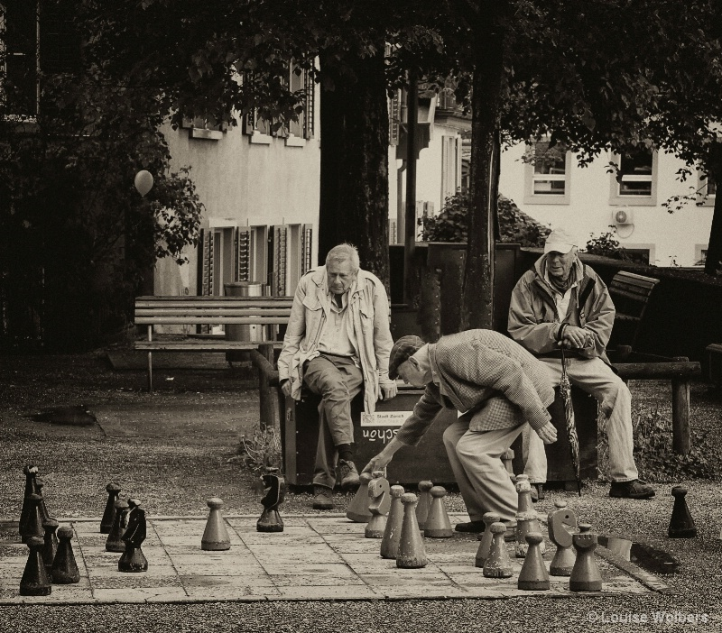 Old School Chess