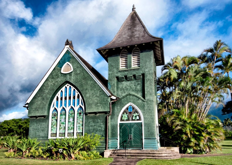 The Church at Hanalei
