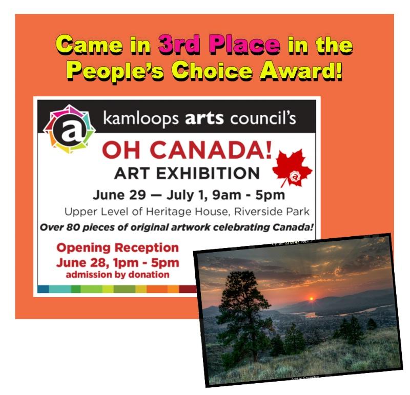 Oh Canada Exhibition 2015
