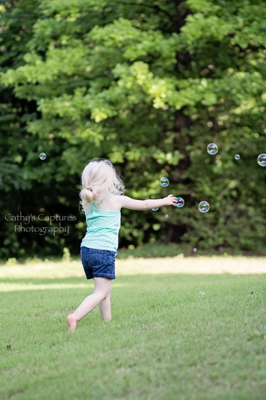 ~Chasing Bubbles~