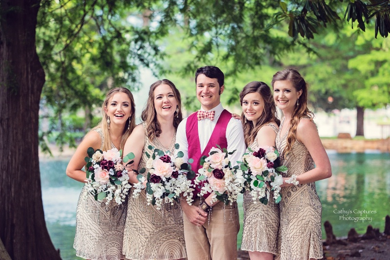 ~Surrounded by Bridesmaids~