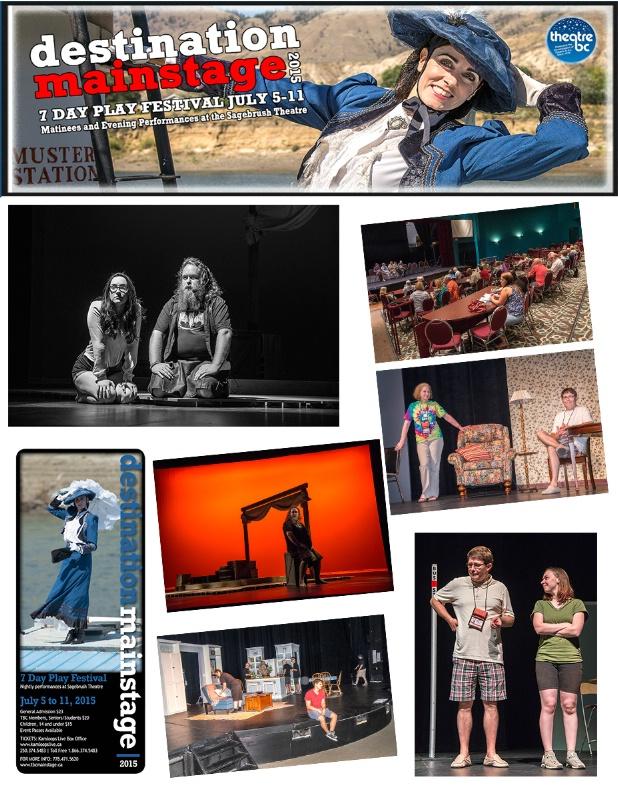 2015 MainStage Theatre Festival