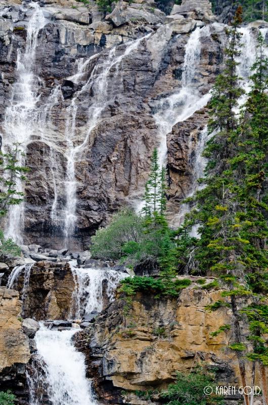 Wall of Falls