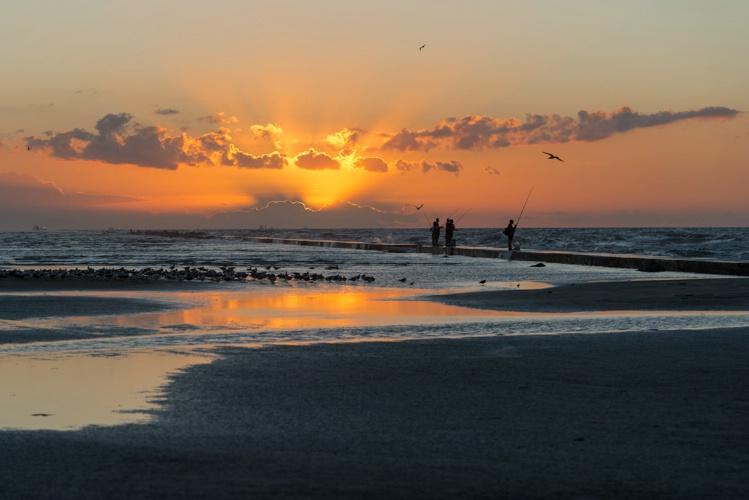 East Beach, Galveston, TX