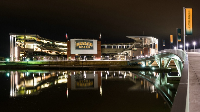 McLane Stadium, Waco, TX