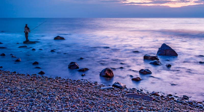 Sunrise Fishing  2328