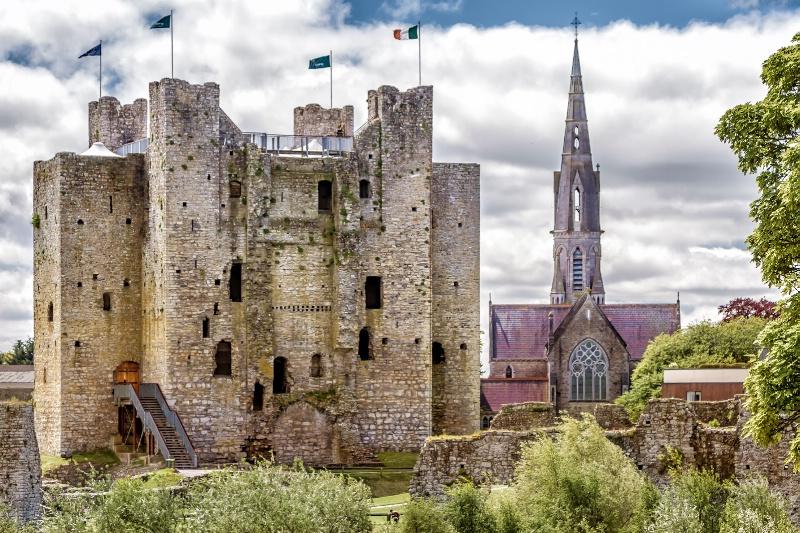 Trim Castle  9657
