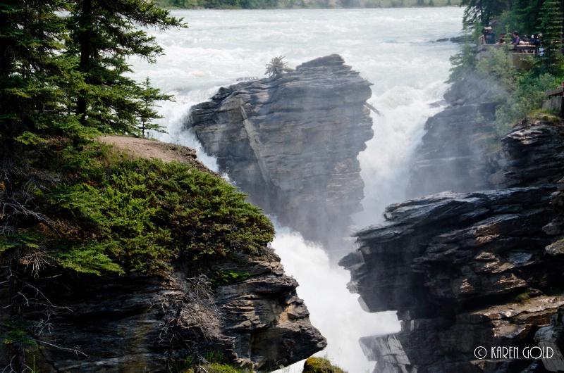 Athabasca Falls 1 orginal