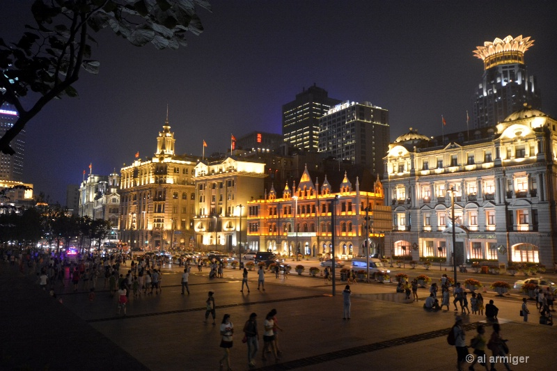 Buildings on The Bund