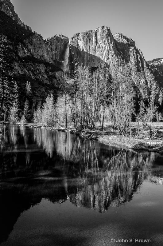 Yosemite b w-0281