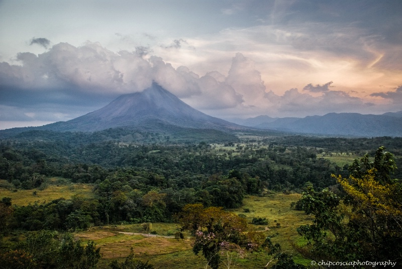 Arenal Volcano #1