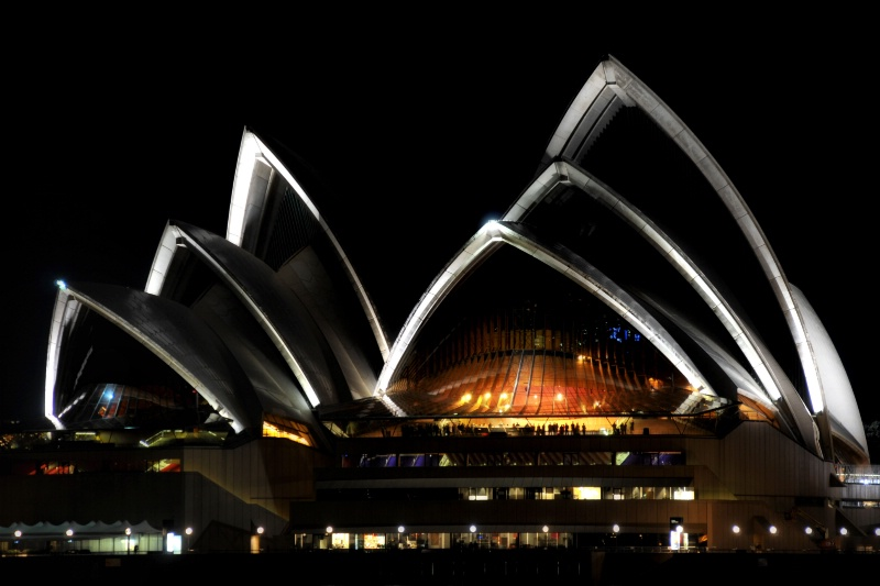 The Opera House Arches