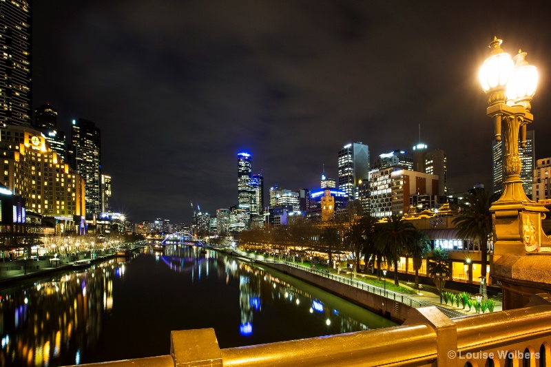 Princes over the Yarra