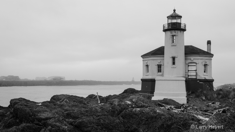 Coquille Lighthouse- Early Morning