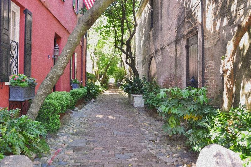 Pirate's Courtyard
