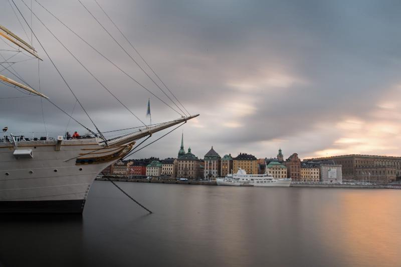 Silky Stockholm