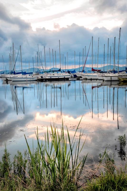 Marina Daybreak I