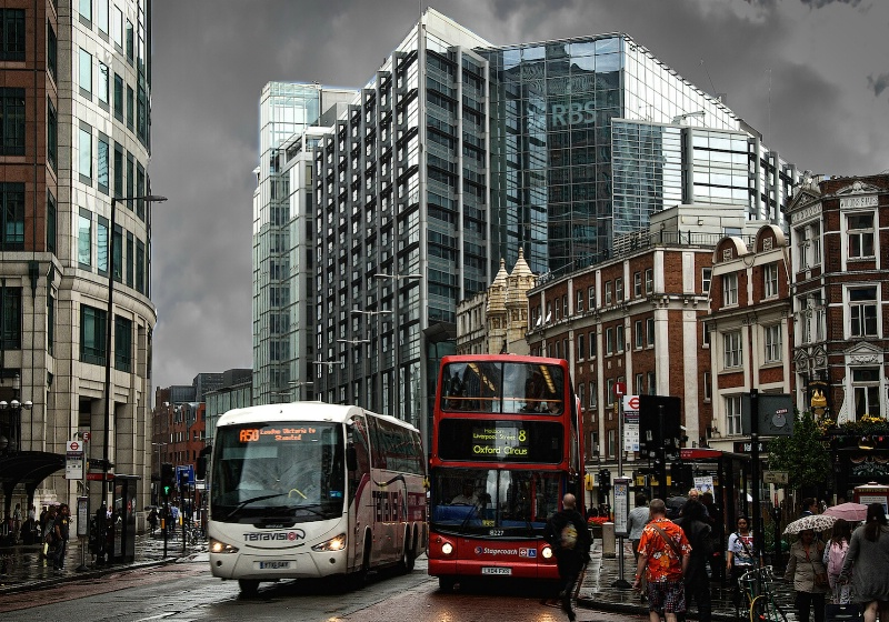 Bus to Oxford Street