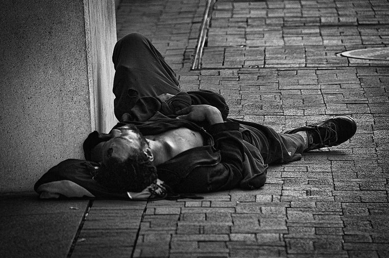 Homeless  in Washington