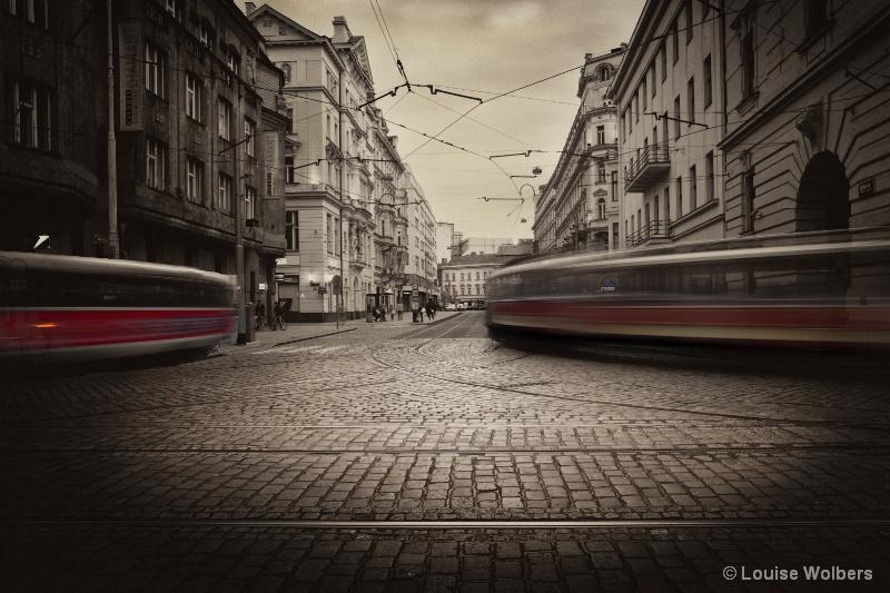 Tram Crossing