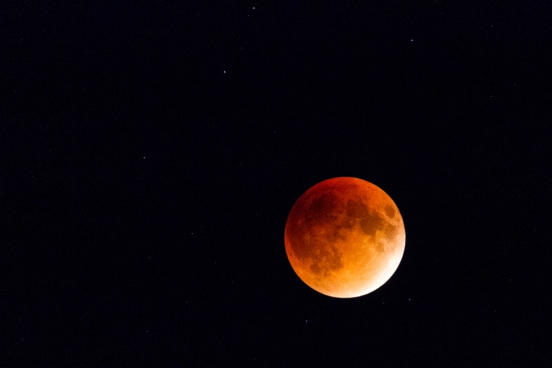 Total Eclipse Of The Moon  6318