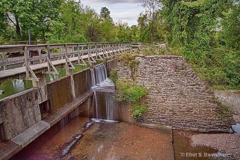 Lambertville Tow Path 2