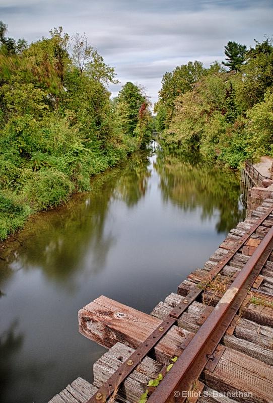 Lambertville Tow Path 4