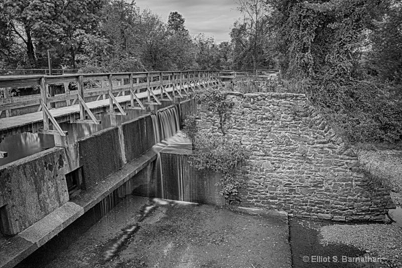 Lambertville Tow Path 1