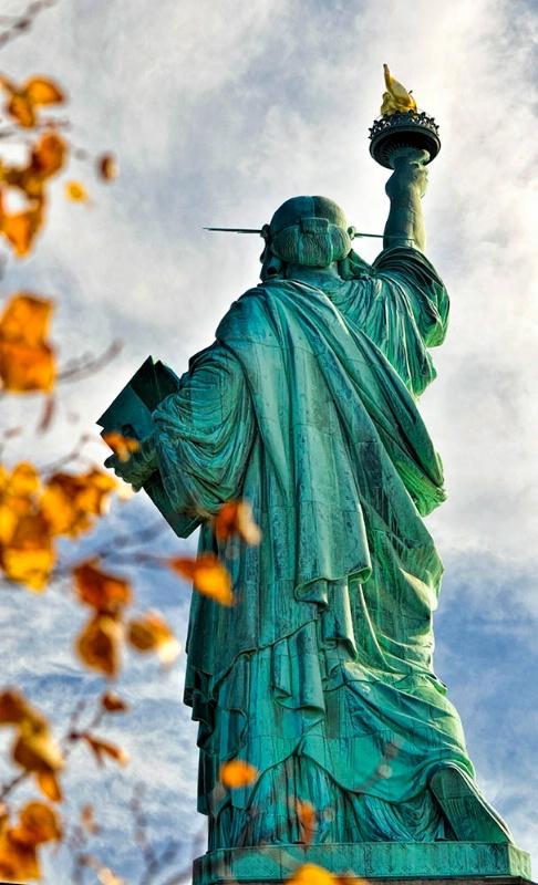 Liberty In Autumn