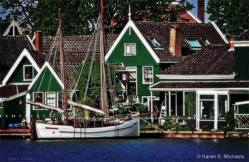 Mariner Home Holland