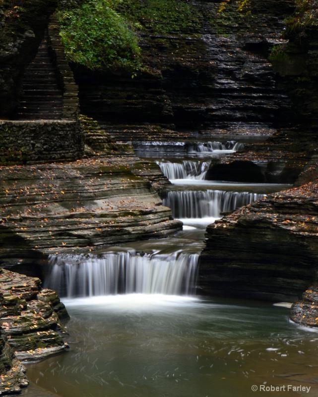 Watkins Glen cascade
