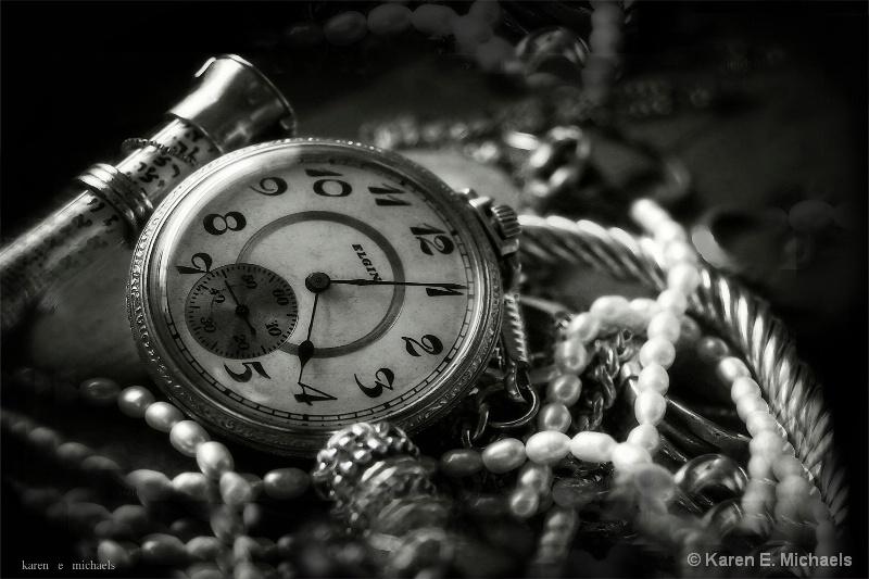 entangled time
