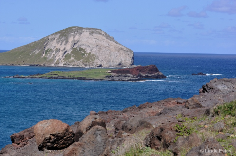 Rabbit Island off Makapu'u Point