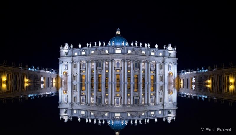 Vatican City Mirror