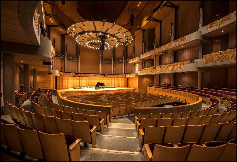UBC Chan Shun Concert Hall