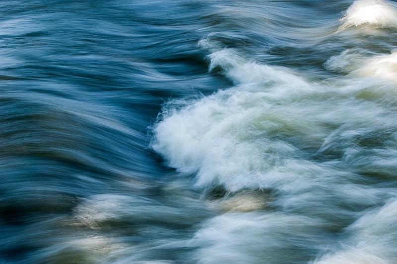 The James River Richmond VA