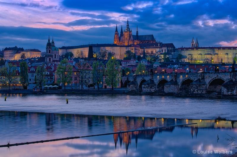 Twilight In Prague