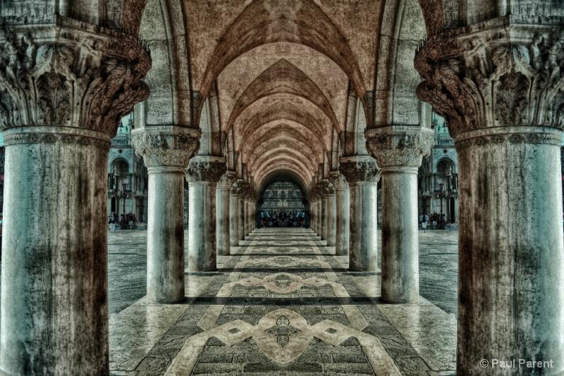 Venise Architecture