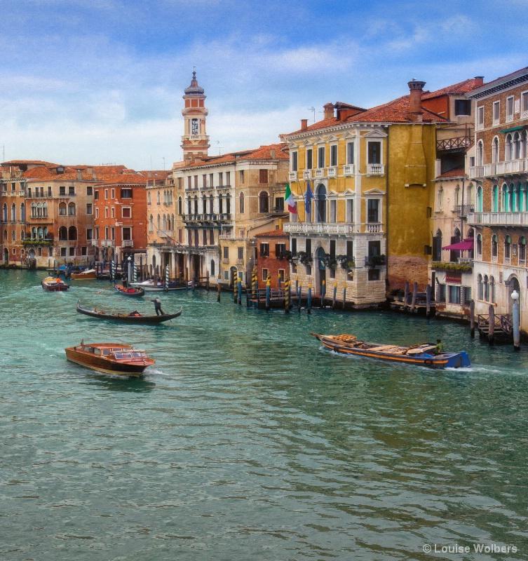 Picturesque Venice